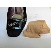 NYLON TRY ON SOCKS  250 PCS ANKLE SIZE